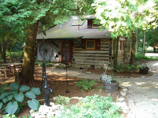 Pine Cabin Loc Haven Log Cabins